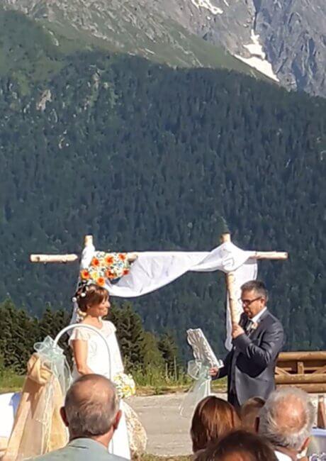 cérémonie laïque voeux